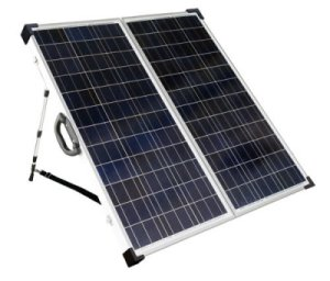 Portable Solar RV Battery Charging System Kits