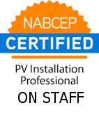 MrSolar.com has a NABCEP-certfied engineer on staff.