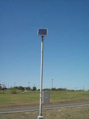 Pole Mount Solar Power System Kits